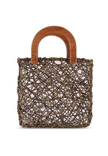 niko and ... brown Basket Bag C99AFAC97D66E6GS_1