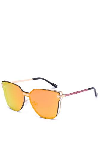 Privé Revaux gold The Madam Sunglasses PR660GL0RC48MY_1