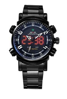 Ana-Digi LED Watch WH1101B-1C