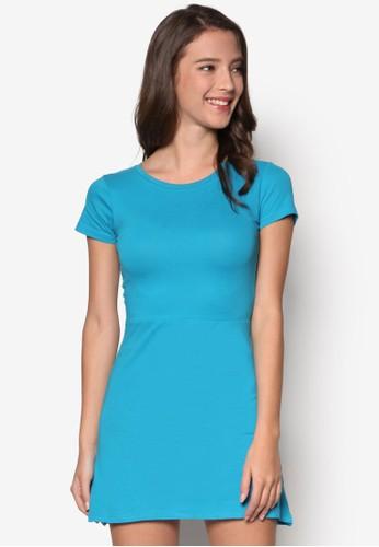 簡約esprit 內衣休閒T 恤連身裙, 服飾, 服飾