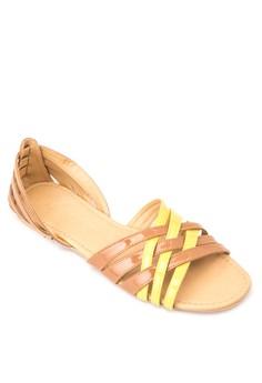Georgina Flat Sandals