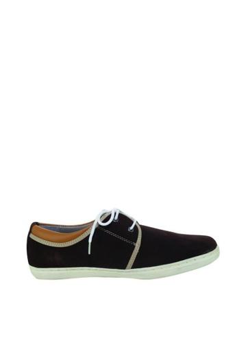 Cardam's Lifestyle brown Johnnie Shoes 1B2CDSH820D8DAGS_1
