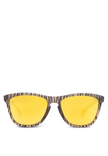 Lifestyle 木紋太陽眼鏡, 飾品配件esprit 品牌, 方框