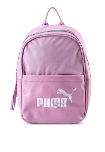 PUMA pink Core Up Backpack D17C6AC6F1701CGS_1
