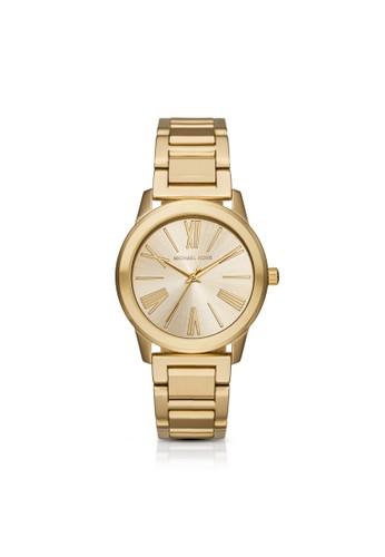 Hartman極簡計尖沙咀 esprit時腕錶 MK3490, 錶類, 時尚型