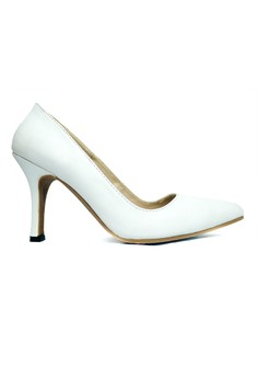 Athena Closed-toe Heels