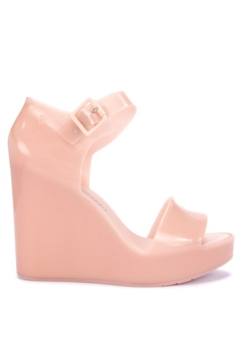 916c30c853aa Shop Melissa Mar Wedge Wedges Online on ZALORA Philippines