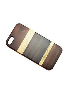 Ebony Mixed Wood Wooden Phone Case - iPhone 6