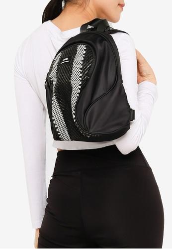Anta black Amoy Summer Backpack 65CB3AC0B7D980GS_1