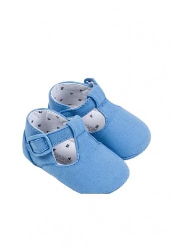 RAISING LITTLE blue Zuri Shoes 97026KS8C671DCGS_1