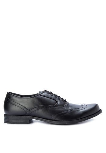 H2Ocean black Kofi Formal Shoes H2527SH0KBG2PH_1