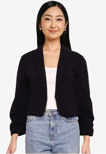 ONLY black Carolina-Diana Short Blazer 1E8DAAAC7DC530GS_1