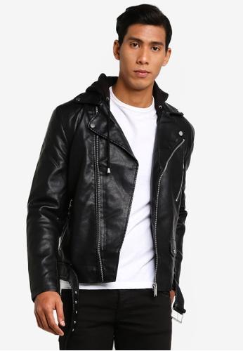 0e3ae9d9c Casual Harley Biker Jacket