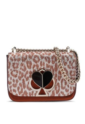 kate spade new york multi Small Chain Shoulder Bag (cv) 45D58ACEDCC5EFGS_1