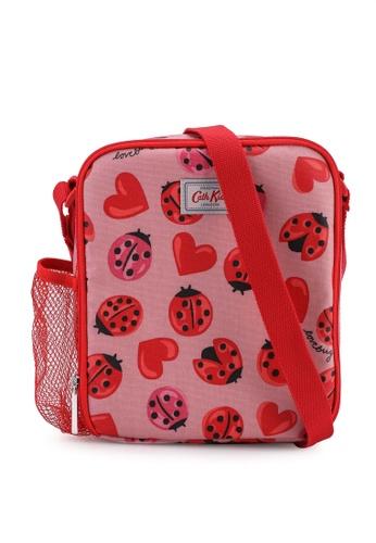 Cath Kidston pink Lovebugs Kids Lunch Bag 4F20BKCA258A0EGS_1