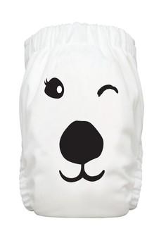 Polar Bear 2-in-1 Baby Cloth Diaper