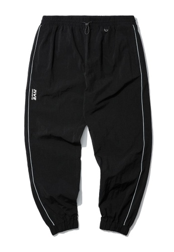 Fivecm black Logo track pants BCAC2AA8859B87GS_1