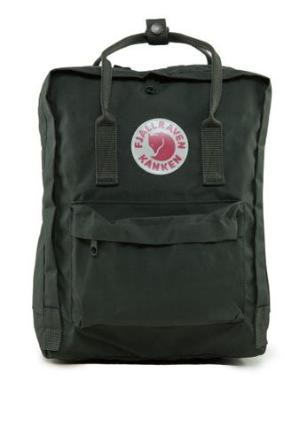 Fjallraven Kanken green Forest Green Kanken Classic Backpack FJ859AC47LCISG_1