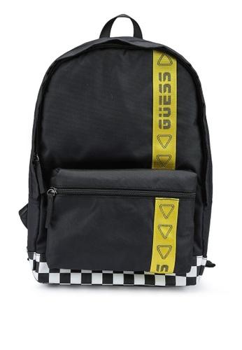 Guess black Speed Racer Backpack 068EAAC8A068E7GS_1