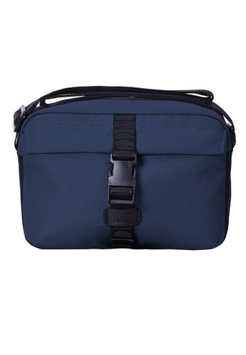 Caterpillar Bags & Travel Gear blue Tracks Crossbody Bag CA540AC2VR9WHK_1
