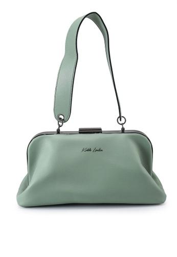 Keddo green Rosalba Handbag 42615AC15A58EFGS_1