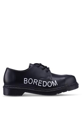 Dr. Martens black 1925 Sex Pistols 3 Eye Shoes E4083SH54C3790GS_1