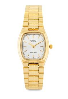 Casio LTP-1169N-7ARDF 方框鍊錶 金色