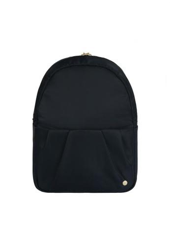 Pacsafe black Pacsafe Citysafe CX Convertible Anti-Theft Backpack (Black) F373EAC76426B8GS_1