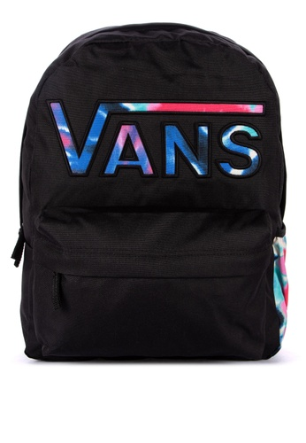 d66e33db9905f Shop Vans Realm Flying V Backpack Online on ZALORA Philippines