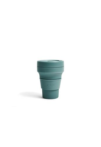Stojo stojo pocket cup 12oz / 355ml, Eucalyptus BC1CEHL3FAC180GS_1