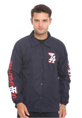 Endorse navy Endorse Jacket I Coach LA Navy M - END-RI002 339A1AA3333B1EGS_1