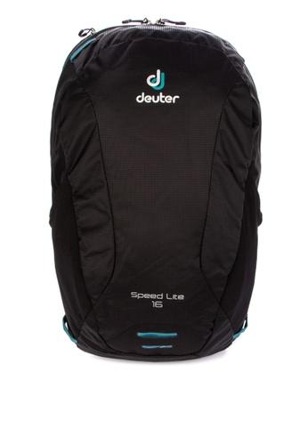 Deuter black Speed Lite 16 Day Hike Backpack 2018 41308ACC27BD12GS_1