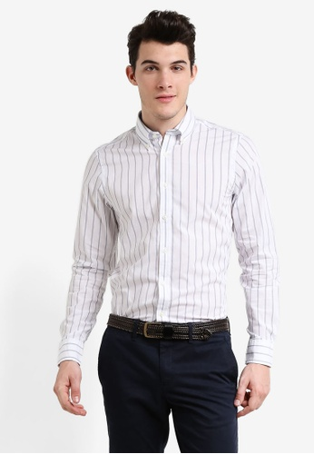 Tommy Hilfiger white DOUBLE PINSTRIPE SF3 TO729AA0F33BSG_1