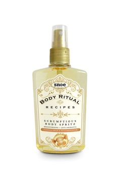 Body Ritual Recipes Scrumptious Body Spritz Vanilla Bean & Butterscotch