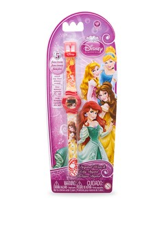 Disney Princess Girls Plastic Strap Watch DPRJ13-6C