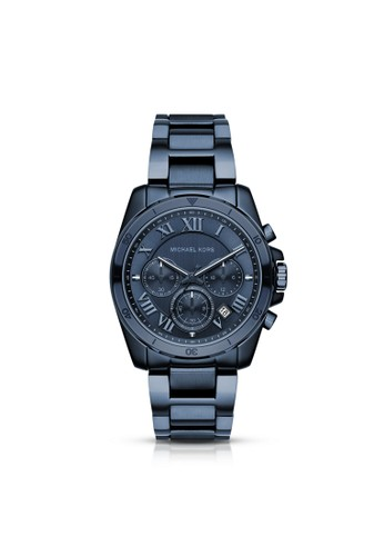 Brecken三眼計時腕錶 MK6361, 錶類, 時esprit手錶專櫃尚型