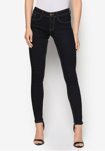 Dorothy Perkins blue Indigo Authentic 'Bailey' Jeans DO816AA51MOQMY_1