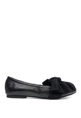 Kenneth Cole New York black PAULINE - Bow Ballerina 0B449SH4EBC4BDGS_1