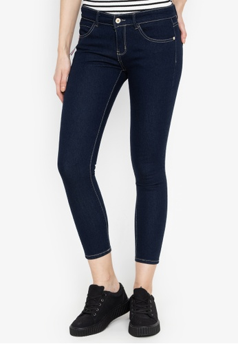 CHILI PEPPER blue Low Rise Skinny Jeans 82C03AA68292CDGS_1