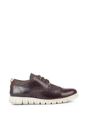 Navara brown Bolder Brown Dress Shoes FB430SHC4E3007GS_1