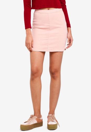 Supre pink The Tyra Skirt 7BCACAA2B655DAGS_1