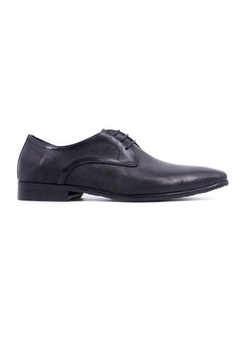 Hanson Bootmaker black Hanson Bootmaker Lace Up Derby- Black HA656SH0GHVZSG_1