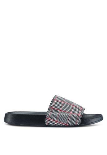 Rubi 黑色 Havana Slides FA7B7SH3A90E19GS_1