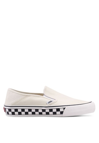 VANS white Slip-On SF VA142SH0SWQSMY_1