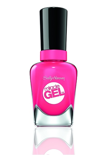 Sally Hansen n/a Miracle Gel Digital Overload in Electric Pop SA454BE02IAJPH_1