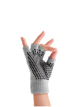Grippy Yoga Hand Socks