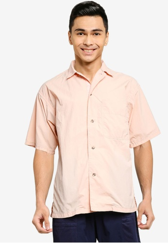 niko and ... pink Pocket Shirt 52C9DAAECAB59AGS_1