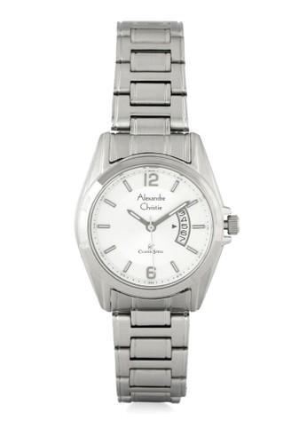 Alexandre Christie silver Female Analog Watches 8289 Ldbsssl FF809ACBEC3DBDGS_1