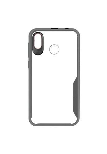MobileHub grey Cherry Mobile S7 Prime Silicone Case Tech Gear 640FFAC6B861C8GS_1