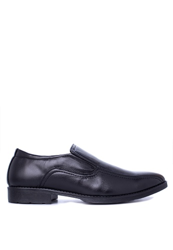 Italianos black Floy Formal Shoes IT153SH09GCKPH_1